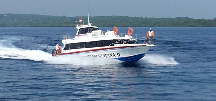 angel billabong fast cruise from and to Sanur and Nusa Penida