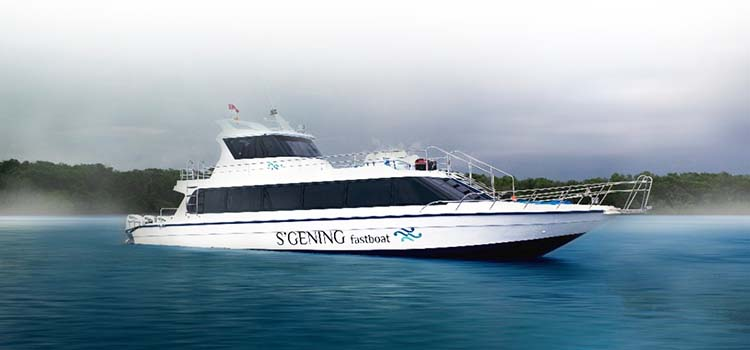 big sale discount ticket fast boat to nusa penida